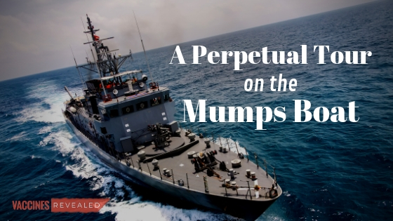 A Perpetual Tour on the Mumps Boat