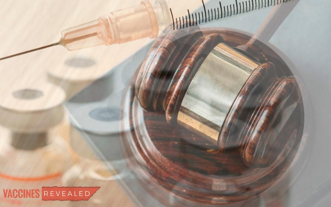 DOJ's Expert Witness: Vaccines Cause Autism
